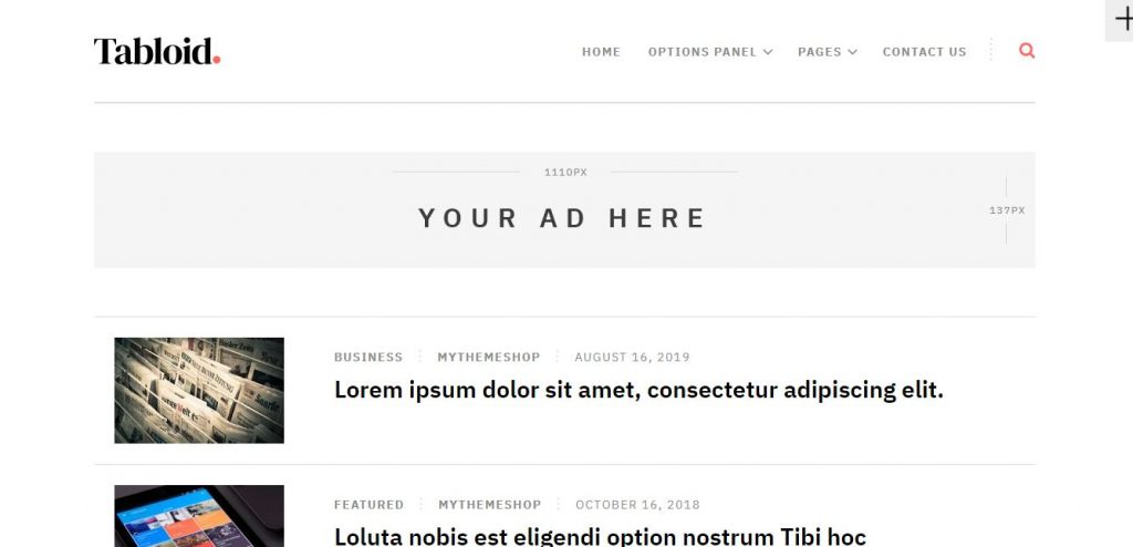 download tabloid mythemeshop wordpress theme