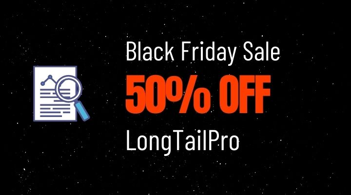 longtailpro black friday sale