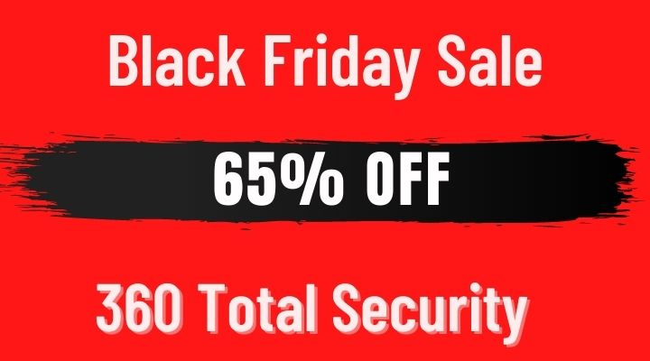 360 total security black friday sale