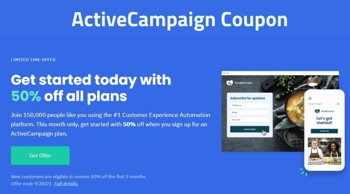 activecampaign coupon code
