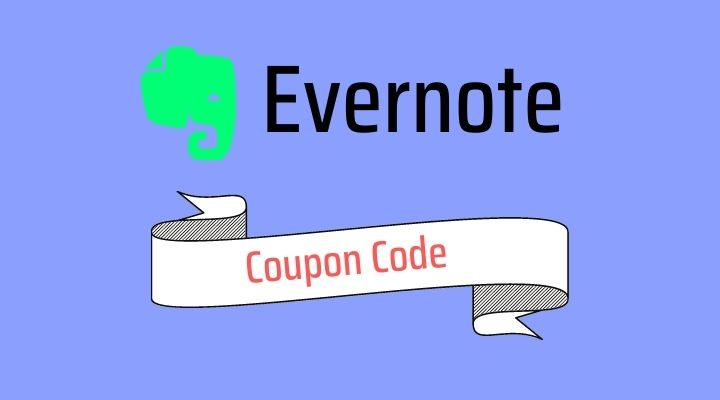 evernote coupon code